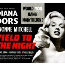 Yield to the Night (1956) - USA Blonde Sinner - 454 x 343