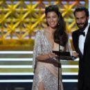 Jessica Biel : 69th Annual Primetime Emmy Awards - 454 x 281