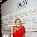 Ashley Benson – Olay's New Foaming Whip Body Wash Booth in Los Angeles - 454 x 668
