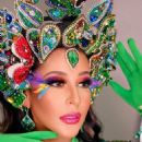 Gabriela Jara- Miss Grand International 2020- National Costume Competition - 454 x 568