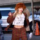 Miley Cyrus – Out in New Jersey