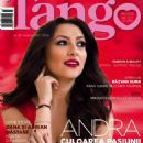 Andra Maruta - Tango Magazine Cover [Romania] (March 2012)