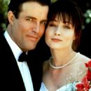 Shannen Doherty and Michael Woods