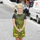 Fearne Cotton: attends her spring/summer 2012 collection launch photo call at Calridges Hotel in London