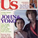 Yoko Ono, John Lennon - US Magazine Cover [United States] (8 December 1981)