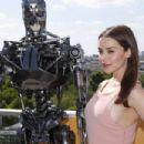 June 19: Terminator Genisys Paris Photocall