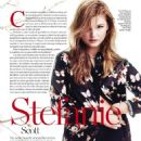 Stefanie Scott - Vanidades Magazine Pictorial [United States] (July 2015) - 454 x 601