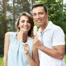 Mustafa Sandal and Emina Turkcan - 454 x 355