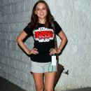 Rachael Cook - 'Robot Chicken' Roller Skating Tour L.A. Event At Skateland On August 1, 2009 In Northridge, California