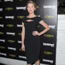 Amber Heard - Entertainment Weekly's celebration honoring the 17 Annual Screen Actors Guild Awards nominees hosted by Jess Cagle and presented by L'Oreal Paris at Chateau Marmont on January 29, 2011 in Los Angeles, California