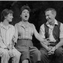 Gypsy 1959, Sandra Church, Ethel Merman, Jack Klugmen, Singing ''togather Where Ever We Go'' - 454 x 313