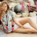 Bar Refaeli Elle Magazine Pictorial July 2009