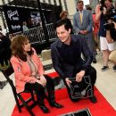 Loretta Lynn and Jack White Induction Into The Nashville Walk Of Fame on June 4, 2015 in Nashville, Tennessee. - 387 x 600