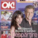 Mel Gibson and Oksana Grigorieva - 454 x 582