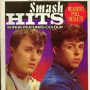 Roland Orzabal, Curt Smith - Smash Hits Magazine Cover [United Kingdom] (23 December 1982)