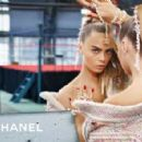 Cara Delevingne for Chanel Fall 2014 campaign
