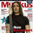 Nuno Bettencourt - Muzikus Magazine Cover [Czech Republic] (March 2012)