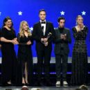 The Big Bang Theory cast At The 24th Annual Critics' Choice Awards - Show