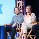 Mila Kunis and Seth Green – FOX 'Family Guy' TV Show Panel in LA