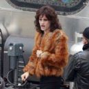 Jared Leto gets in drag for the 'Dallas Buyers Club' in New Orleans as he returns to acting