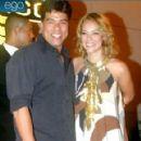 Maurício Mattar and Paola Oliveira - 291 x 320