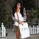 Jenna Dewan shopping in Beverly Hills, CA, July 8, 2010