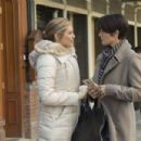 Carrie-Anne Moss and Susie Abromeit