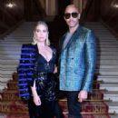 Ashley Benson – Balmain Fashion Show in Paris
