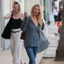 Tara Reid – Shops for Halloween costumes in West Hollywood