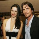 Christian Bale and Rebecca Hall