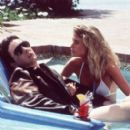 John Cusack and Nicollette Sheridan