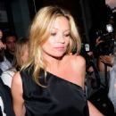 Kate Moss and Jamie Hince at the 'Kate Who' Exhibition