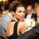Emily Ratajkowski Premiere Of The New York Edition Launch Of W Art In Ny