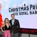 Rose McIver – 'A Christmas Prince: The Royal Baby' Cast & Crew Screening in LA - 454 x 303