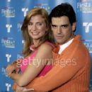 Jose Angel Llamas and Mara Croatto