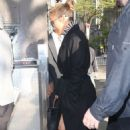 Jennifer Lopez – Arrives at the 'Today Show' in New York