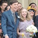 Ed Helms and Amanda Seyfried