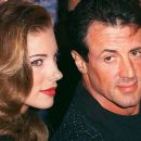 Jennifer Flavin and Sylvester Stallone - 454 x 352