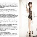 Navi Rawat - H Magazine November 2009 - 454 x 337