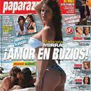 Marianela Mirra - Paparazzi Magazine Cover [Argentina] (30 August 2008)