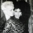 Billy Idol & Vanity - 381 x 489