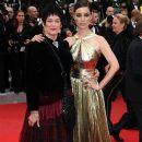 """Berenice Marlohe: premiere of """"Vous N'avez Encore Rien Vu'"""" at the Cannes Film Festival"""