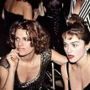 Madonna and Sandra Bernhard