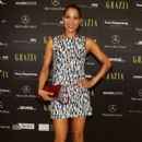 Annabelle Mandeng - Mercedes-Benz Fashion Week Berlin Opening Night by GRAZIA