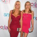 """Alana Curry - Apr 01 2008 - """"Sno:La"""" Grand Opening Party In Beverly Hills"""