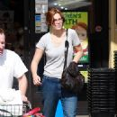 Mandy Moore - Shopping At A Whole Foods In Glendale 08/01/10