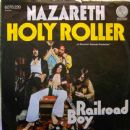 Holy Roller / Railroad Boy
