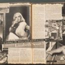 Lizabeth Scott - Cine Revue Magazine Pictorial [France] (12 August 1955) - 454 x 300