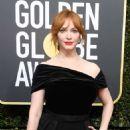 Christina Hendricks – 2018 Golden Globe Awards in Beverly Hills - 454 x 681