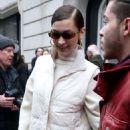 Bella Hadid – Attending the Ralph Lauren Show in NYC